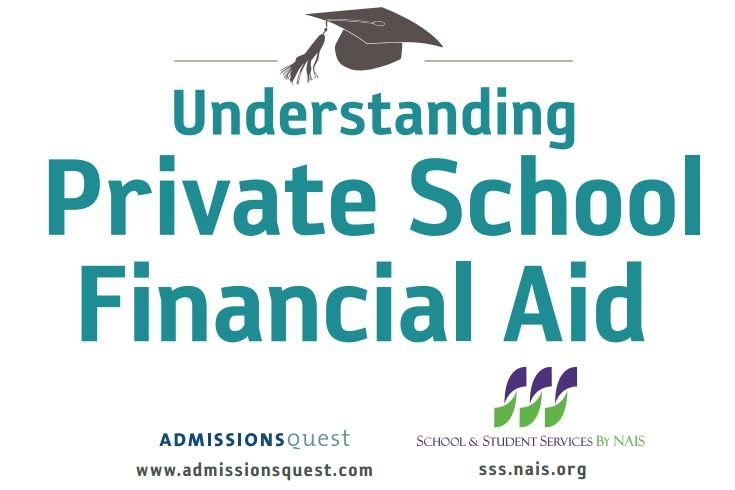 Understanding Private School Financial Aid