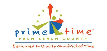 Prime Time Palm Beach County's mission is to help children and youth succeed by strengthening and expanding quality in the out-of-school field.