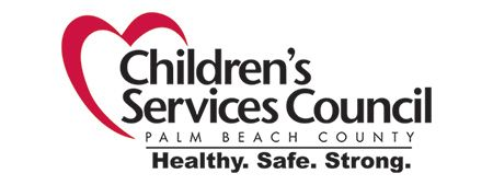 Children's Services Council of Palm Beach County, a special district created by Palm Beach County voters, provides leadership, funding and research on behalf of the county's children so they grow up healthy, safe and strong.