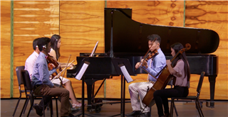 Spring Chamber Music Recital (May 6, 2017)