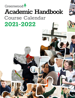 View our academic handbook