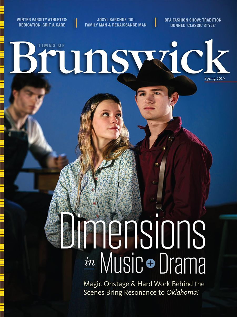 Times of Brunswick: Spring 2019