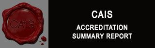 CAIS Accreditation Report