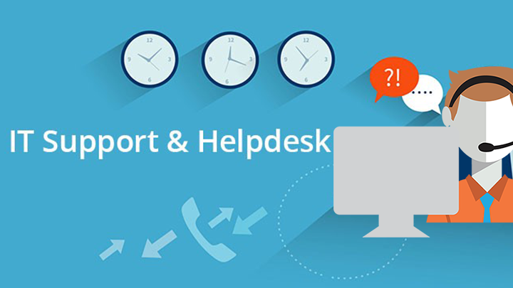 Submit A Helpdesk Ticket