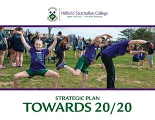 Strategic Plan Towards 20/20