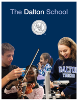 The Dalton School Admissions Viewbook - Click to View